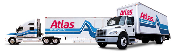atlas moving trucks