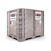 The Atlas SmartVault® portable container for specialized transportation and storage